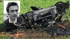 Βγήκε ζωντανός από αυτή τη μάζα ο Richard Hammond!