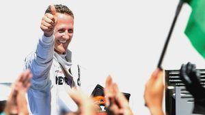 """Πουλήθηκε σε """"τρελή"""" τιμή η ιστορική Ferrari του Σουμάχερ"""