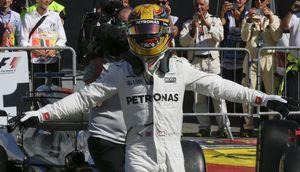 "GP Ιταλίας: O Hamilton έκανε... πλάκα μέσα στο ""σπίτι"" της Ferrari"