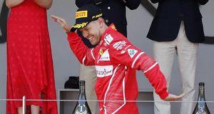 Ξέρατε για το γούρι του Vettel;