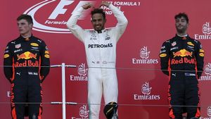 GP Ιαπωνίας: Αγκαλιά με τον τίτλο ο θριαμβευτής Χάμιλτον!