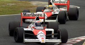 Στη Suzuka είχαν 'κλέψει' τον τίτλο από τον Senna